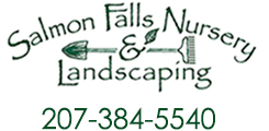 Logo Salmon Falls Nursery and Landscaping